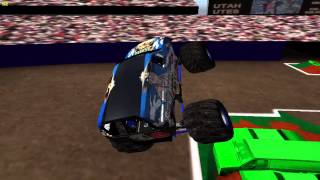 getlinkyoutube.com-Rigs Of Rods-Monster Jam Crash/Save Madness