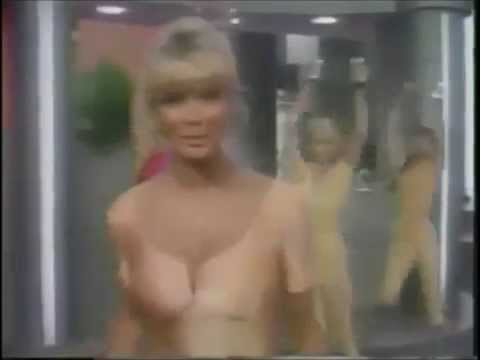 Linda Evans In Crystal Light Commercial
