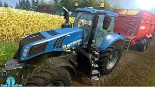 getlinkyoutube.com-обзор и где скачать игру Farming Simulator 2015