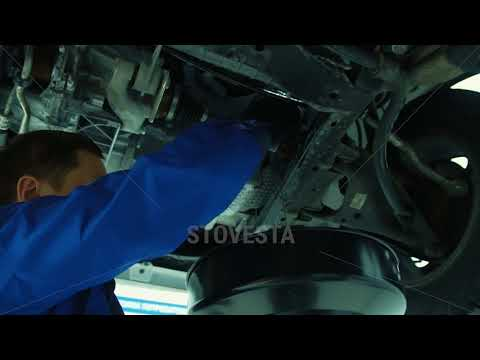 Lada XRay - замена масла