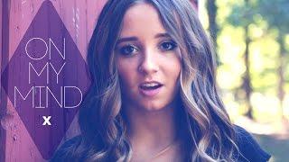 On My Mind - Ellie Goulding   Cover By Ali Brustofski (Music Video )