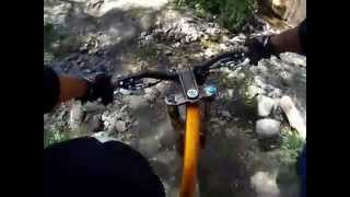 getlinkyoutube.com-GOPRO DH MOUNTAIN BIKING EL PRIETO TO JPL/ARROYO TRAIL **PART 2 OF 4**