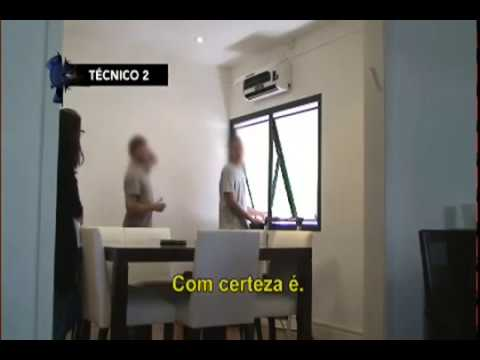 Teste Honestidade do CQC com Técnico de Ar Condicionado Tel: 5511-1253 /5844-7174)