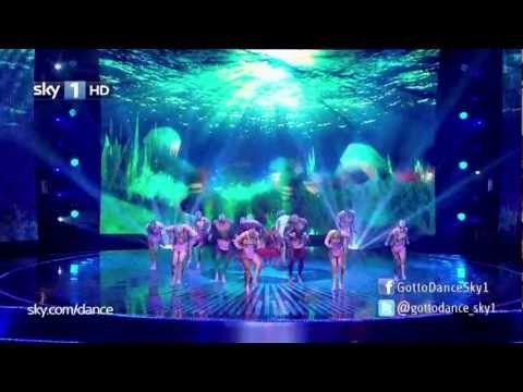 Got To Dance Series 3: Fear of The Unknown Semi Final - sky.com/dance
