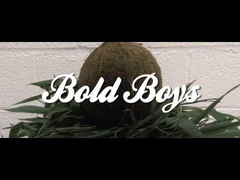 How to open a coconut with cool ?  Bold Boys SS13 (st)