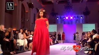 getlinkyoutube.com-UK Plus Size Fashion Week in London