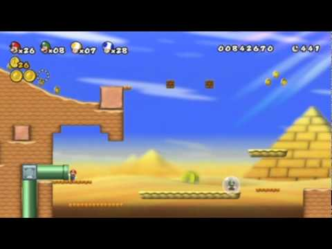 New Super Mario Bros. Wii - Episode 3