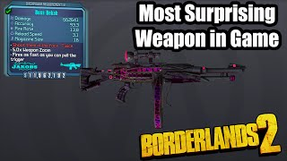 getlinkyoutube.com-Borderlands 2: Most surprising weapon in the game