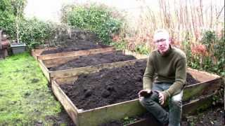 getlinkyoutube.com-February on Peter's Plot: The Easiest Way to Build Raised Beds