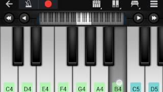 getlinkyoutube.com-شرح عزف مسيقه المسلسل تركي فريحه عبر بيانو ﻻندريو 2016