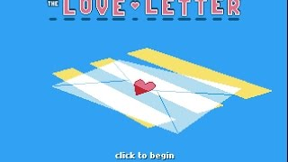 getlinkyoutube.com-CUTEST GAME EVER?!? | THE LOVE LETTER