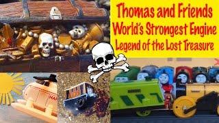 getlinkyoutube.com-Thomas and Friends World's Strongest Engine - Sodor's Legend of the Lost Treasure