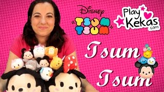 getlinkyoutube.com-Tsum Tsum | Disney | Mickey Mouse | Winnie the Pooh | Aristogatos