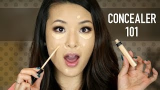 getlinkyoutube.com-Concealer 101: Tips for a Flawless Face