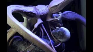 getlinkyoutube.com-NECA Prometheus: Battle Damaged Engineer vs Trilobite 2pack TRU Exclusive Action Figures