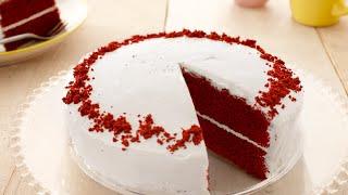 Red Velvet Cake bakken met Dr. Oetker