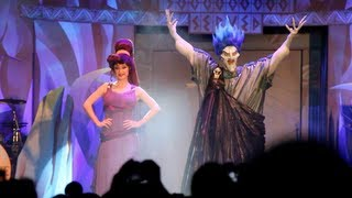 Unleash the Villains full Friday the 13th stage show for Limited Time Magic at Walt Disney World
