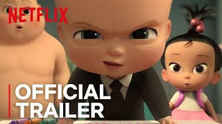 The Boss Baby: Back in Business | Official Trailer [HD] | Netflix