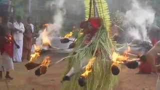 getlinkyoutube.com-Theyyam Kandakarnan Theyyam performance