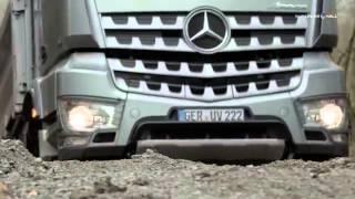 getlinkyoutube.com-2014 Mercedes Benz Arocs Offroad