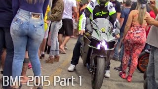 getlinkyoutube.com-Bombinhas Moto Festival 2015 - Part 1 Burnouts, Revs & Loud Exhausts!