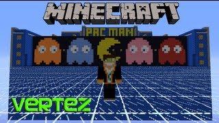 getlinkyoutube.com-Minecraft: Minigra Pacman - Vertez PL