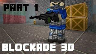 getlinkyoutube.com-[BLOCKADE 3D : TH] #1 เกมคล้ายๆ Minecraft + Unturned + FPS w/แก๊งอะไรว๊ะ