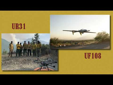 UAS Typing and Configurations