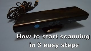getlinkyoutube.com-3D PRINTING - How to start scanning in 3 easy steps