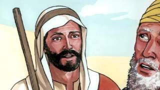38 Jesus Heals a Woman and Raises Jairus' Daughter - Punjabi