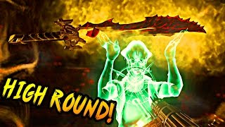 getlinkyoutube.com-Black Ops 3 Zombies 'Shadows of Evil' High Round / Easter Egg Attempt!