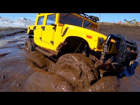 RC Trucks MUD OFF Road 4x4 Hummer H1 Axial SCX10 — RC Extreme Pictures