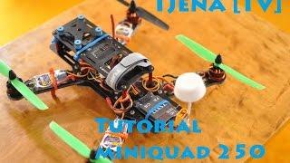 Tutorial mini quadcopter Parte 1