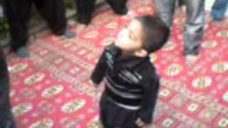 ALLAM kushai 1 MUHRRAM by SYED MOHSIN ZAHEER part 2