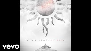 Godsmack - When Legends Rise (Audio) width=