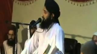 Mufti Hanif Qureshi saab is weeping  tearfull speech