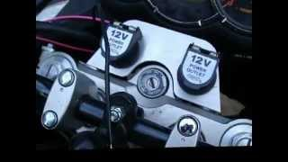 getlinkyoutube.com-Suzuki V Strom outlet install.qt