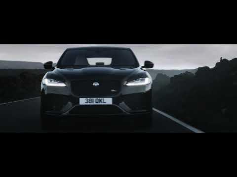 F-PACE SVR   Самый спортивный SUV Jaguar