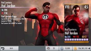 getlinkyoutube.com-Injustice iOS   RED LANTERN REVIEW