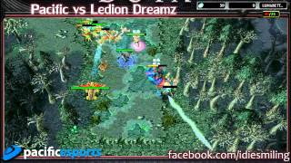 getlinkyoutube.com-DotAHL 180 - [GEST May] Pacific vs Ledion Dreamz