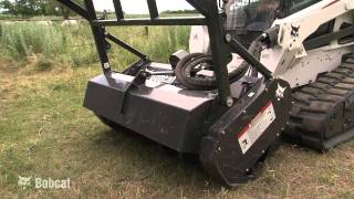 getlinkyoutube.com-Bobcat Forestry Cutter Attachment: Features and Benefits