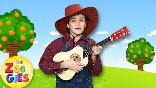 Old MacDonald Had a Farm   Nursery Rhymes by Zouzounia TV