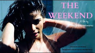 Poonam Pandey Live 'The Weekend' Short film