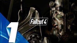 getlinkyoutube.com-Fallout 4 - Gameplay Walkthrough Part 1 - Prologue & Character Creation
