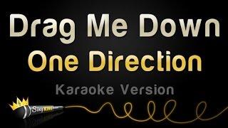 getlinkyoutube.com-One Direction - Drag Me Down (Karaoke Version)