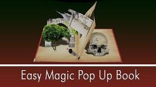 getlinkyoutube.com-Easy Magic Pop Up Book in AE