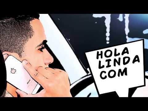 Hola Linda - Yandar y Yostin [Video Lyric]