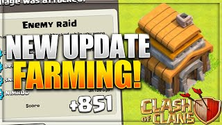"getlinkyoutube.com-Clash of Clans - ""NEW!"" Town Hall 6 Defense (TH6) BEST Trophy/War Base 2 Air Defense"