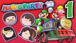 getlinkyoutube.com-Mario Party 10: Figure It Out! - PART 1 - Grumpcade