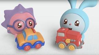 getlinkyoutube.com-Малышарики - Машинка (12  серия) | Развивающие мультфильмы для самых маленьких 1,2,3,4 года